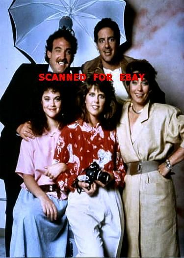 Rebecca Schaeffer and Pam Dawber had a nice series going at the time of the former's murder.