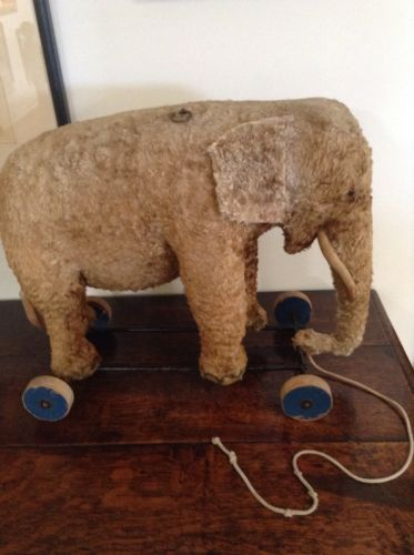 1000 Images About Vintage Toy Elephants On Pinterest