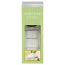 Yankee Candle Vanilla Lime Decor Reed Diffuser, 170ml