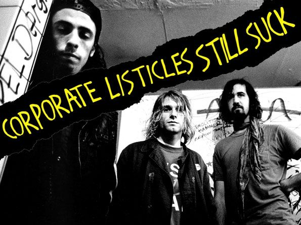 No Apologies: All 102 Nirvana Songs Ranked