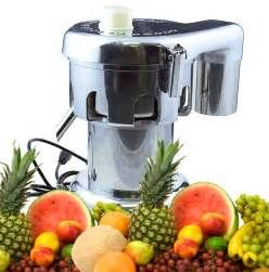 Search Commercial fruit and vegetable juicer. Views 2322.