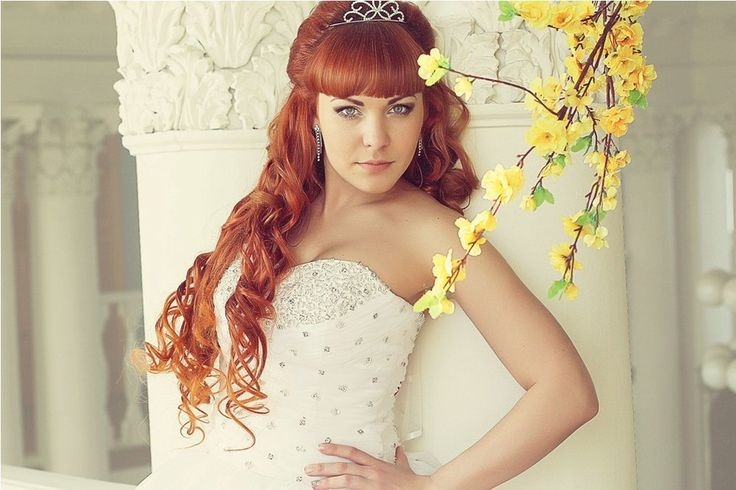 Norilsk Russia - Beautiful russian redhead bride
