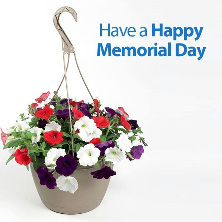 greetings on memorial day