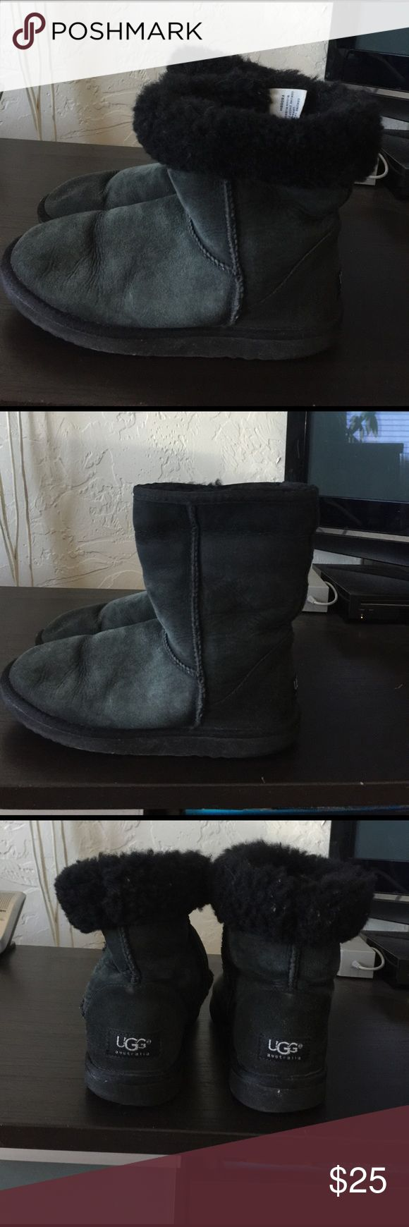 Navy Blue UGG Boots Great condition navy blue UGG Boots UGG Shoes Winter & Rain Boots