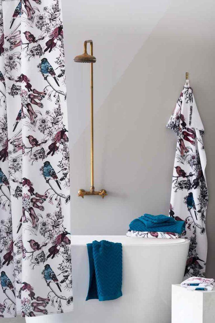 Tenda doccia con stampa | H&M