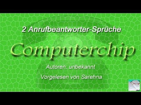 AB - Anrufbeantwortersprüche Computerchip/Android