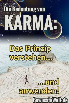 Karma Bedeutung