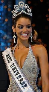 """Zuleyka Rivera, 5th Puerto Rican Miss Universe 2006 is another puertorrican """"product""""!"""
