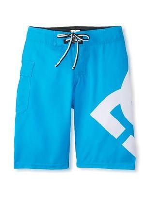 65% OFF DC Boy's 8-20 Lanai Board Short (Bright Blue)