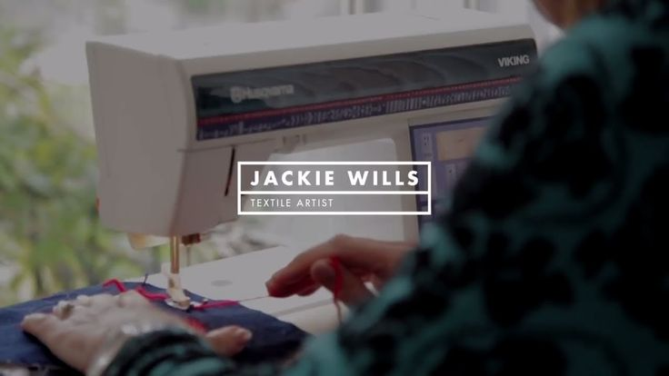 Meet Jackie Wills - Torbay Textile Artist | The Shorely