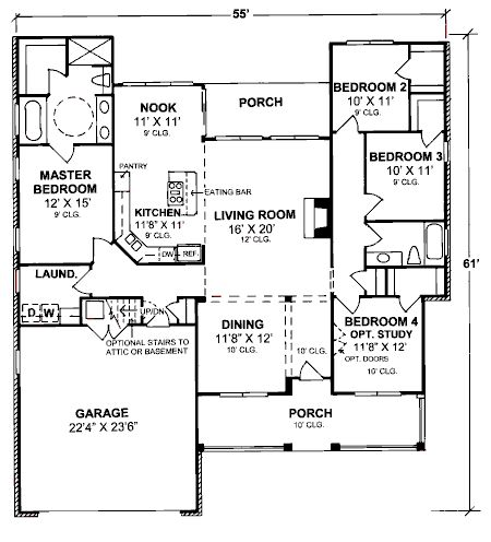 241 best floor plan images on pinterest | house floor plans, floor