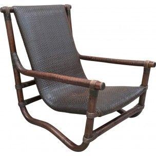 Fauteuil vintage années 50, 60, 70 (6) - Design Market