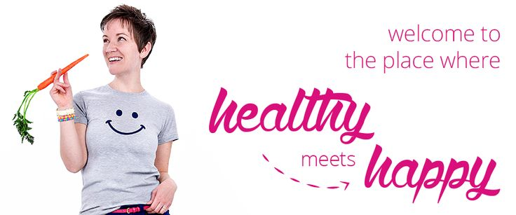 Welcome to where healthy meets happy!