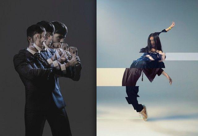 Movements Photography by Ben Sandler – Fubiz™Le très bon photographe Ben Sandler a réalisé la série « Movements » pour le numéro d'automne 2013 de Blast Magazine. L'artiste décortique les mouvements du corps à travers une longue exposition et une retouche audacieuse. Une manière originale de mettre en valeur des tenues.
