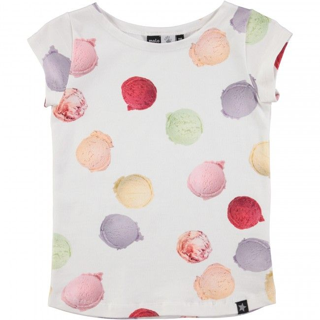 Molo T-shirt Robinette ice scoops
