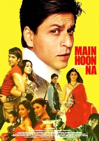 Main Hoon Na (2004) Hindi Movie DVDRip
