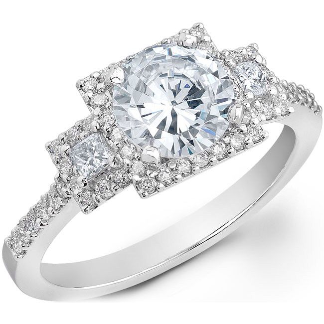 29 best princesse collection images on pinterest diamond for Luxor fine jewelry atlanta ga