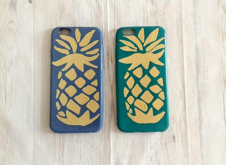 Sono felice di condividere l'ultimo arrivato nel mio negozio #etsy: Cover Iphone 5/6/7 con ananas decorata a mano in silicone ultra slim cover protettiva personalizzata astratta estate #accessori #custodie #cellulari #coverperiphone #iphone5 #iphone6 #iphone7 #coverinsilicone #coverdecorata http://etsy.me/2j0WDfu