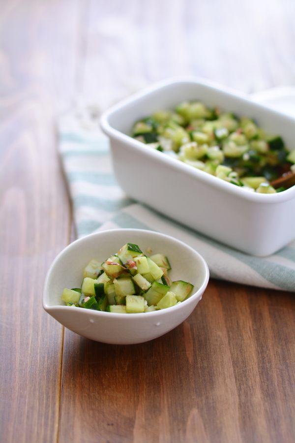 きゅうりいんげんオクラ初夏が旬の緑野菜で目にも爽やかなおかずを作ろう