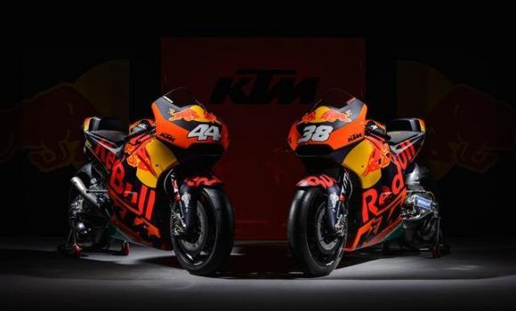 RED BULL KTM FACTORY RACING goes in an entirely new direction in road racing to begin contesting the elite class of the MotoGP World Championship