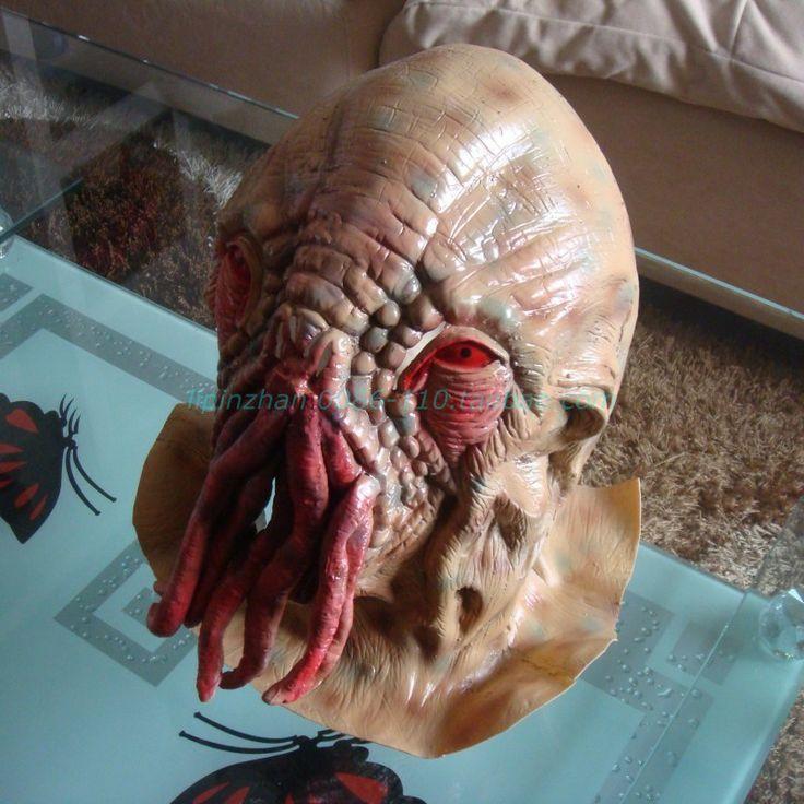 Doctor Who - Ood Mask