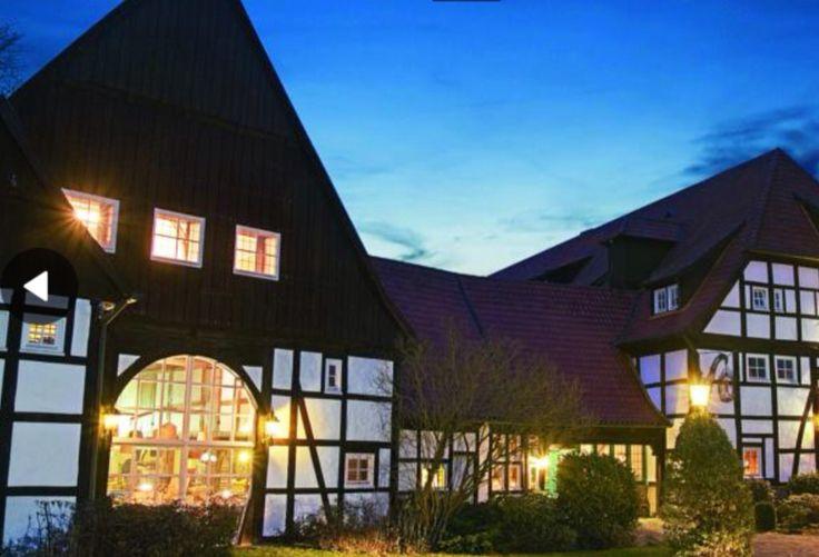 Hotel Schnitterhof in Bad Sassendorf. Een mooi, beetje lux hotel. Een goed ontbijtbuffet en heerlijk dinnerbuffet. In de winter is het een extra aanrader. Niet alleen vanwege de sneeuw maar ook vanwege de kerstmarkt in Soest. Een bezoekje aan de Warsteiner bierbrouwerij is ook zéker de moeite waard.