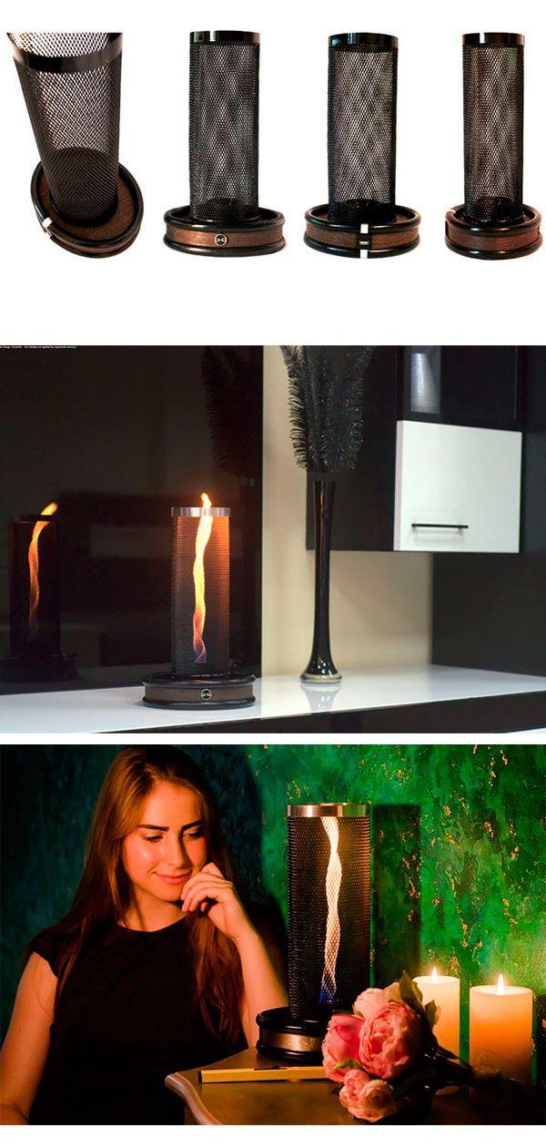 #Flameflex предлагает вам установить на рабочий стол огненное торнадо