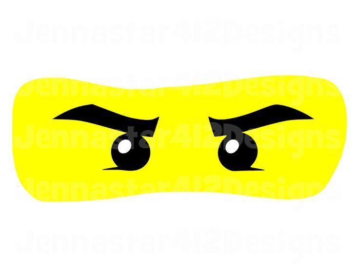 Lego face silhouette google zoeken cameo flocken - Lego ninjago logo ...