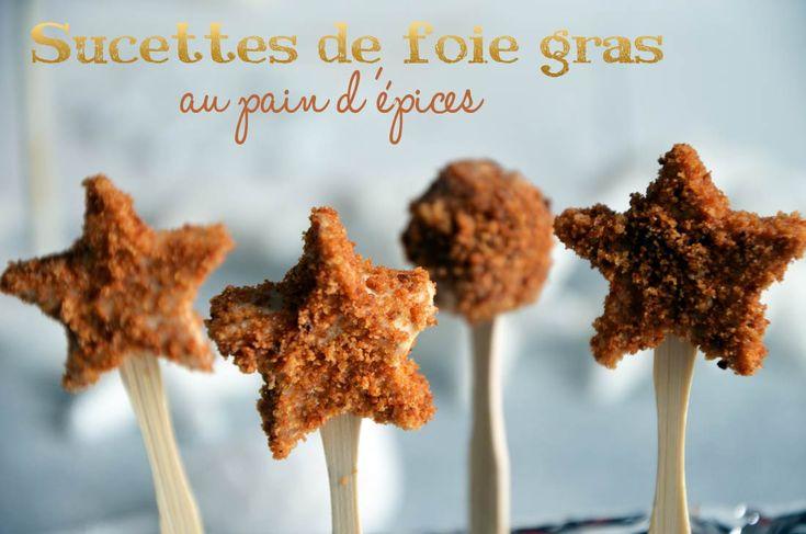 """Résultat de recherche d'images pour """"sucette foie gras pain d'épice"""""""