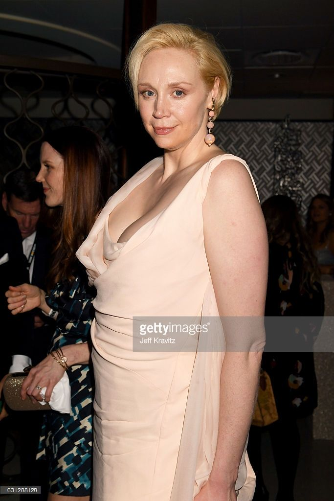 Actress Gwendoline Christie attends HBO's Official Golden Globe Awards After Party at Circa 55 Restaurant on January 8, 2017 in Beverly Hills, California.