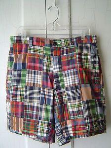 Fun Madras shorts