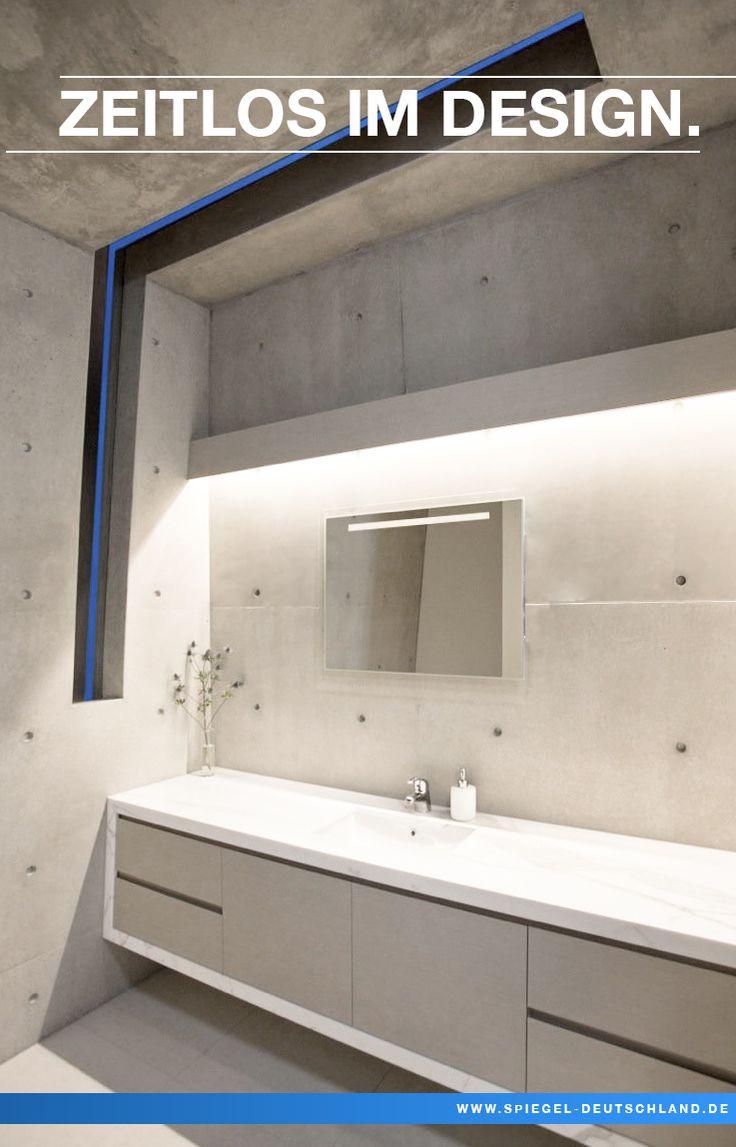 Unseren Wandspiegel Hilarus können Sie bequem mit unserem Konfigurator Ihren Bedürfnissen anpassen.  Hier erhältlich: http://www.spiegel-deutschland.de/wandspiegel/spiegel-nach-mass-hilarus.html  #wandspiegel #spiegel #badspiegel #mirror #bath #bathroom #bad #badezimmer