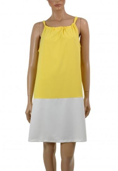 Κοντό αμάνικο φόρεμα | ΦΟΡΕΜΑΤΑ/TOYNIK :: ZicZac