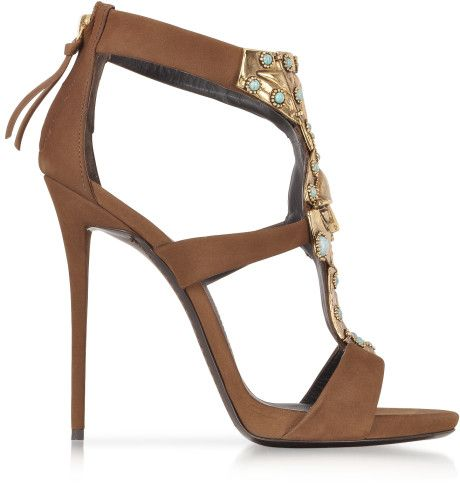 Leather LUCREZIA SHOOTING Sandals Fall/winterGiuseppe Zanotti Hb0mgLz