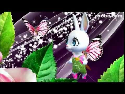 Soll ich dir mein Lächeln borgen - bringt dir Glück...Liebe, Zoobe, Animation - YouTube