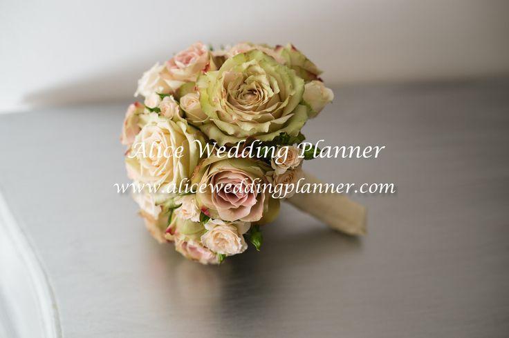 Wedding bouquet Conegliano #treviso  #bouquet  www.aliceweddingplanner.com