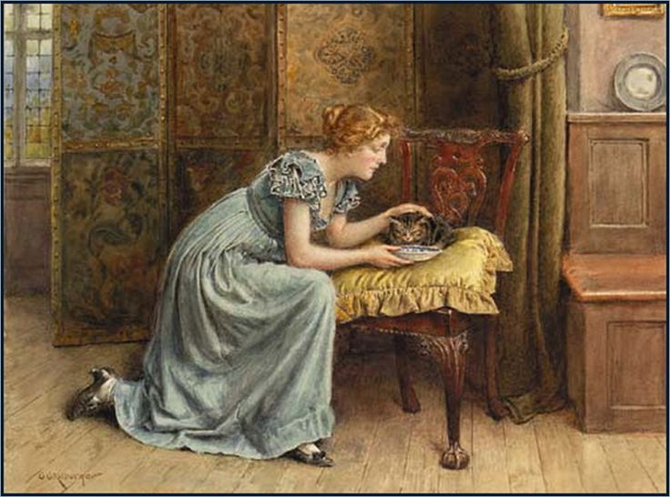 pittore-George Goodwin Kilburne - Cerca con Google