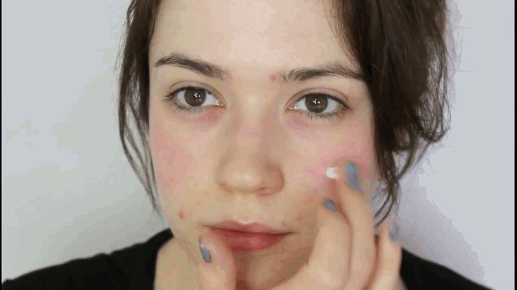 17 best ideas about rosacea makeup on pinterest makeup. Black Bedroom Furniture Sets. Home Design Ideas