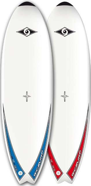 Tabla de surf BIC fish 5'10'' ACS 2012