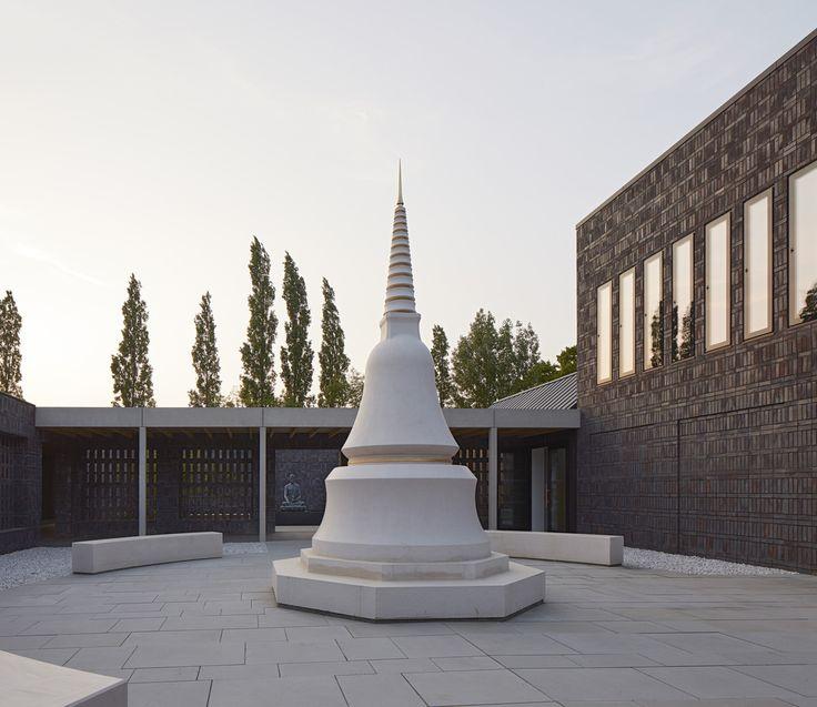 Gallery Of Vajrasana Buddhist Retreat / Walters U0026 Cohen Architects   7