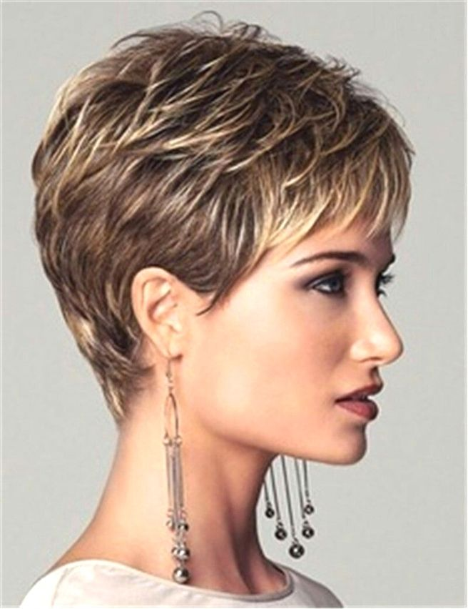 Short Hairstyles 2019 Female Over 60