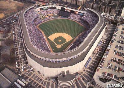 Yankee Stadium, Bronx, NY (1923-2008)