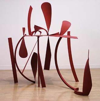 Anthony Caro, Orangerie, 1969  Art Experience NYC  www.artexperiencenyc.com