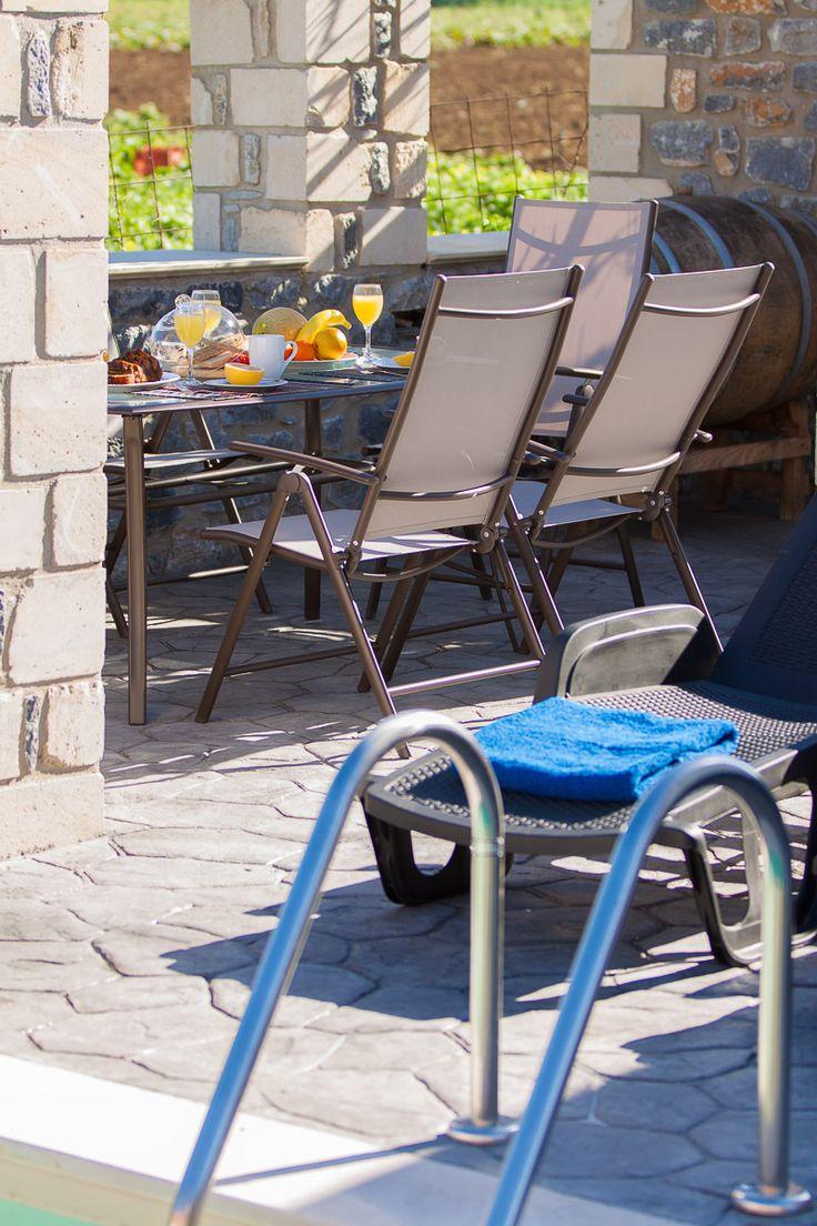 Villa Ioanna, Pigi village, Rethymno, Crete, Greece sinatsakisvillas.gr #villa #rethymno #crete #greece #village #island #vacation_rental #luxurious_accommodation #private #summer_in_crete #visit_greece