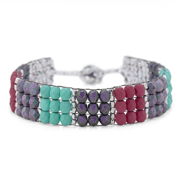 Harmony Bracelet | Fusion Beads Inspiration Gallery