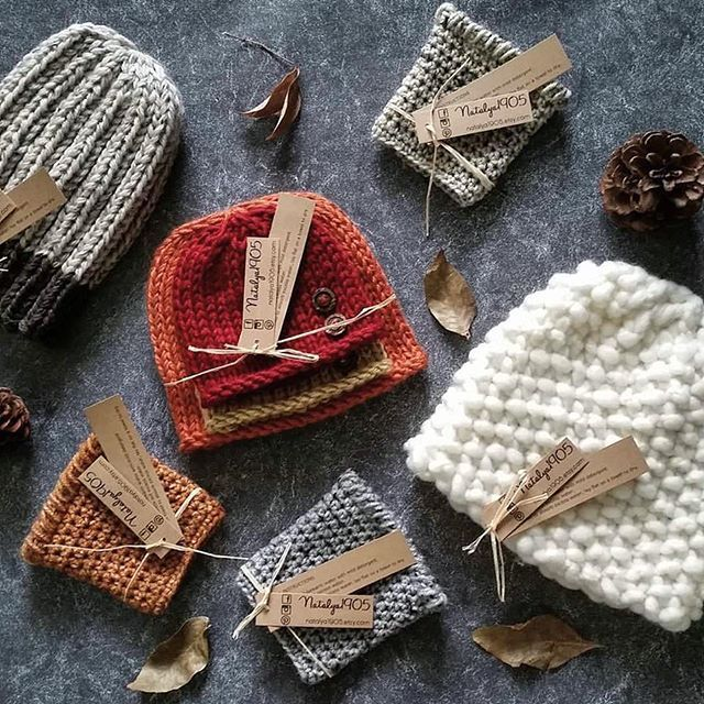 WEBSTA @ natalya1905 - How was your Thanksgiving, friends? All delicious and full of joy, I hope... .Biggest sale of the year is ON in my shop! Accessories (hats and scarves), gifts and stocking stuffers (cup cozies, phone and tablet cases) are 10-50% off. Please check READY TO SHIP and BLACK FRIDAY SALE sections. Prices already adjusted. -> natalya1905.etsy.com <- Stay warm and happy shopping weekend, everyone! ☕️ ❤️