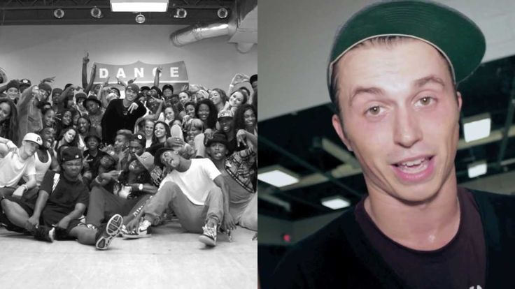 Kenny Wormald Footloose Master Class.mov