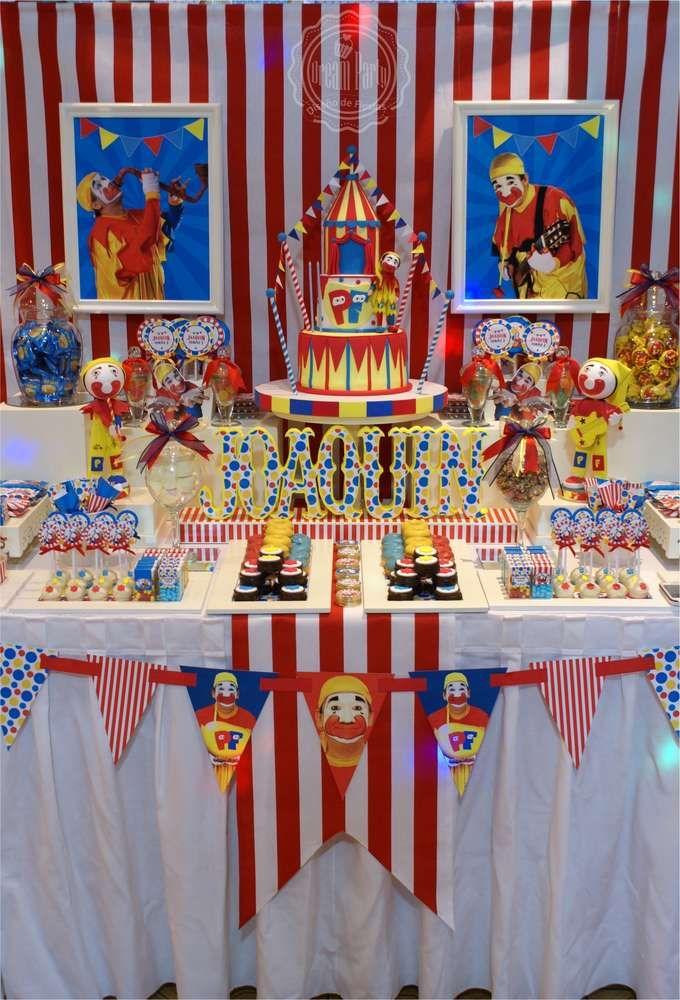 FIXED GEARD - 2th Birthday -Joaquín Birthday Party Ideas   Photo 1 of 7