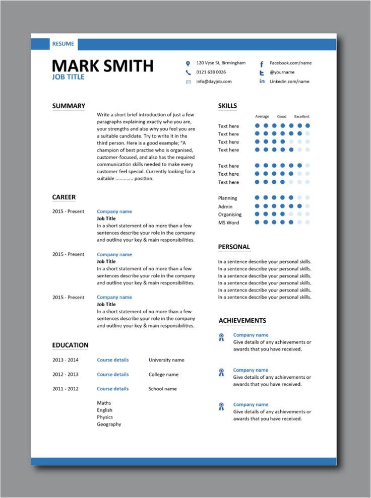 Latest CV template designs, Resume, layout, font, creative