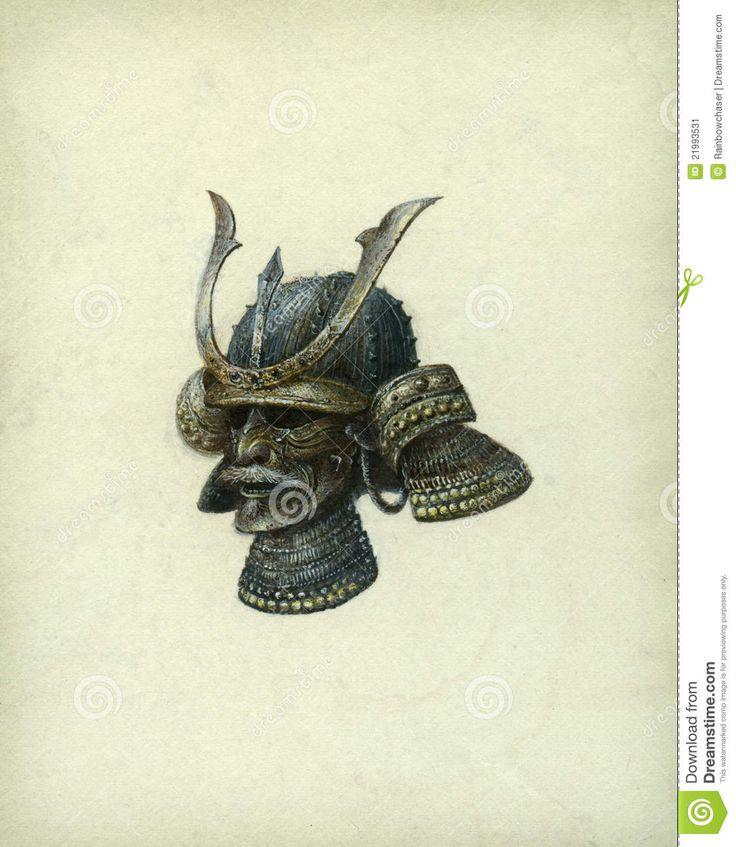japanese-helmet-21993531.jpg (1129×1300)